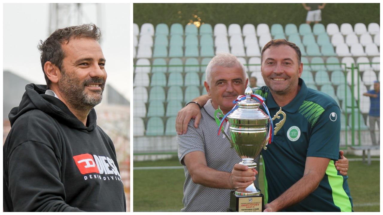 EKSKLUZIVE/ Befasojnë në Fier: Largohet Mërgjyshi, një italian emërohet trajner