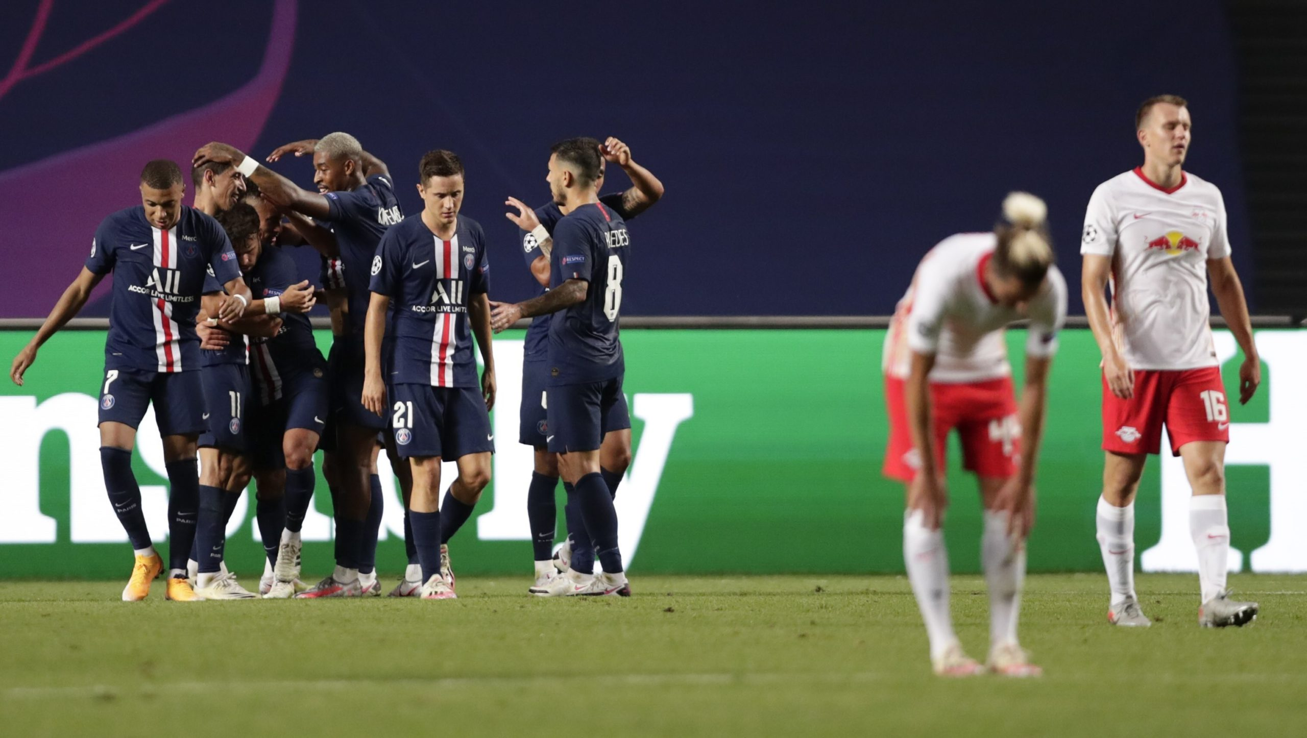 VIDEO/ Kapitullon Leipzig, PSG shënon të tretit dhe prek finalen