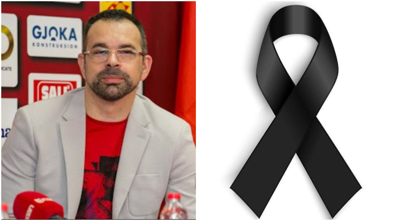 Humbi njeriun e shtrenjtë, Partizani ngushëllon drejtorin e përgjithshëm