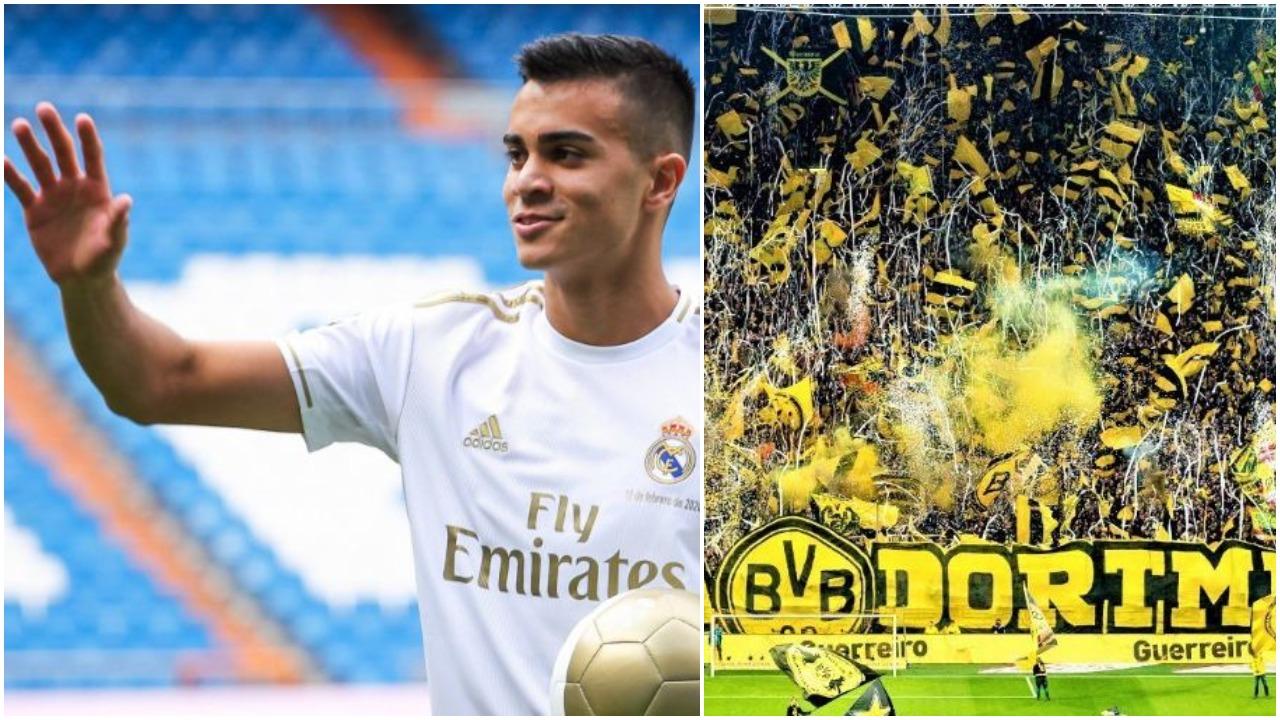 Zhgënjimi i talentit brazilian, Reali acarohet me Borussia Dortmund