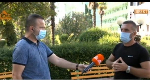 Tamponi negativ, pacienti mbahet në Infektiv, vëllai me zërin e dridhur: Nuk dimë asgjë për të