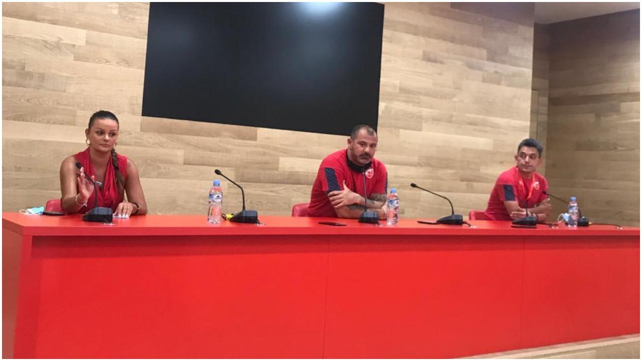 Stankovic: Kam ardhur vetëm të luaj futboll, Tirana ekip i ri dhe i organizuar!