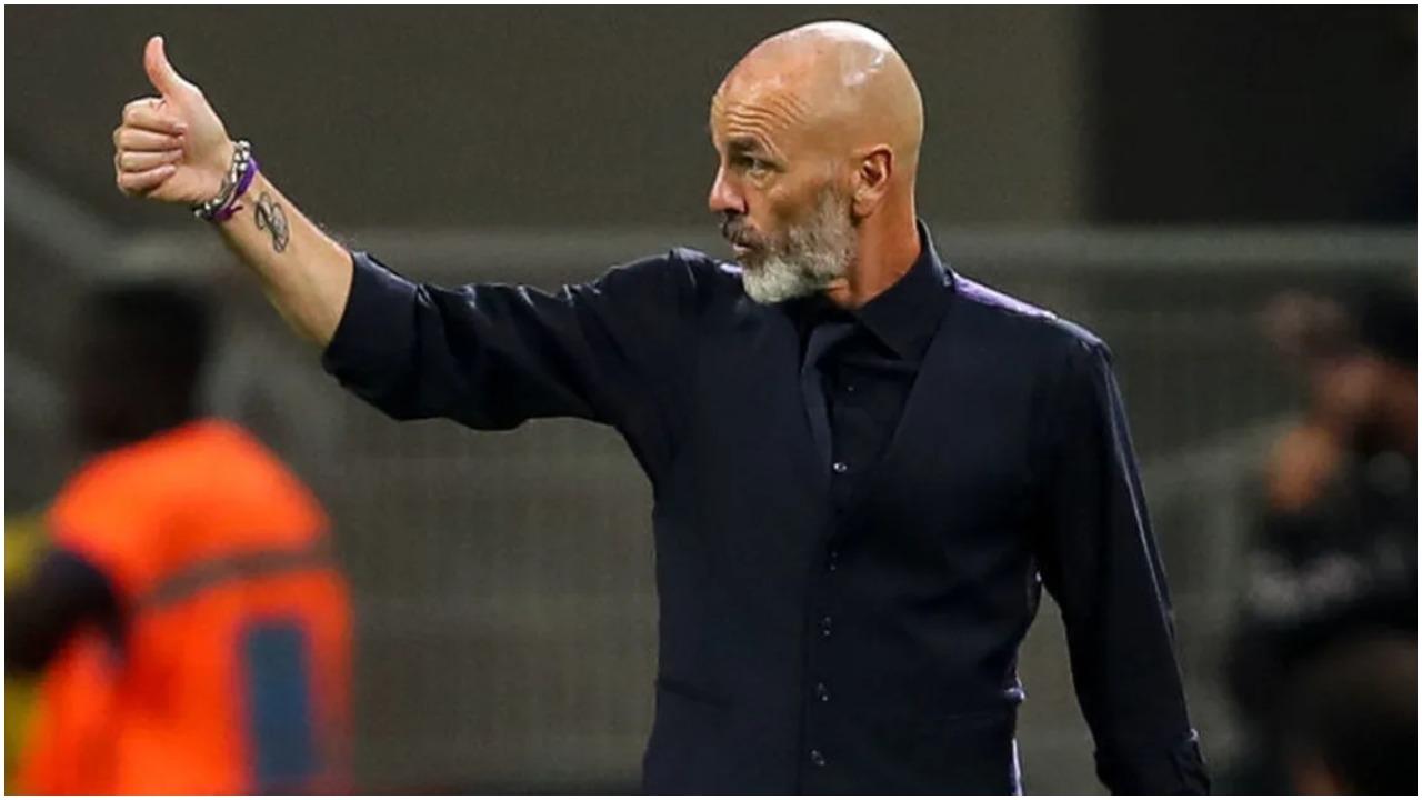 Pioli: Më duket e çuditshme ndeshja ndaj Interit, jam i kënaqur me Leaon