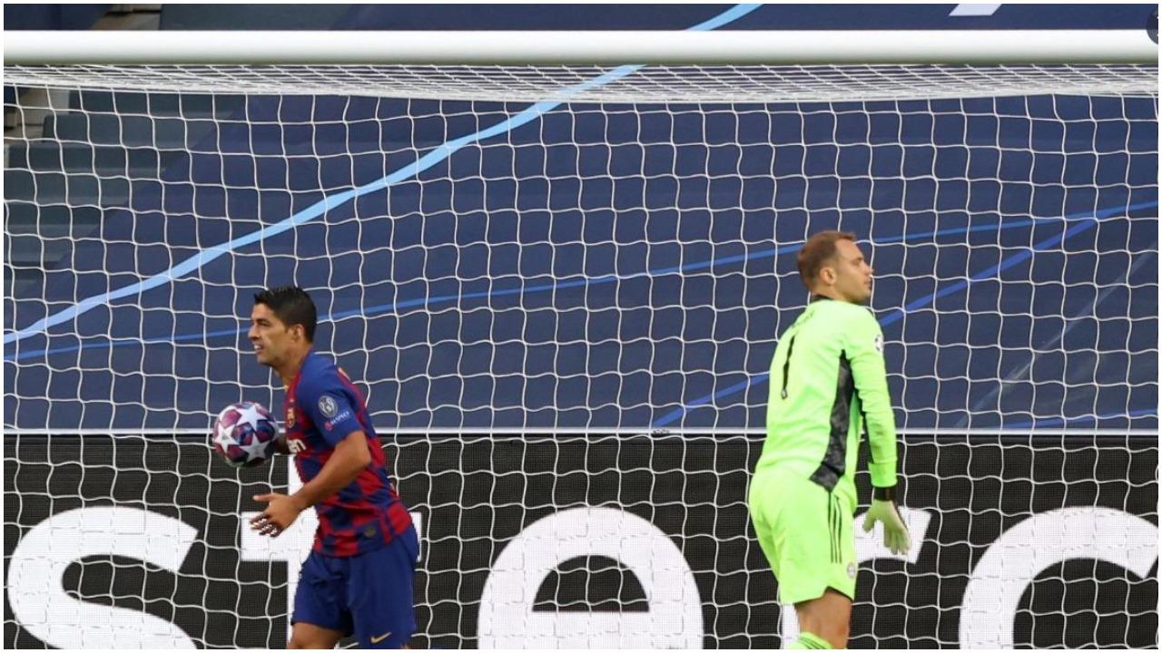 VIDEO/ Barcelona jep shenja jete, Luis Suarez i jashtëzakonshëm