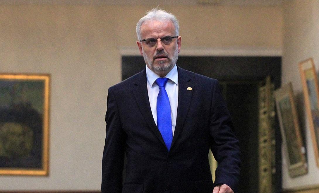 Talat Xhaferi rizgjidhet kryetar i Kuvendit në Maqedoninë e Veriut