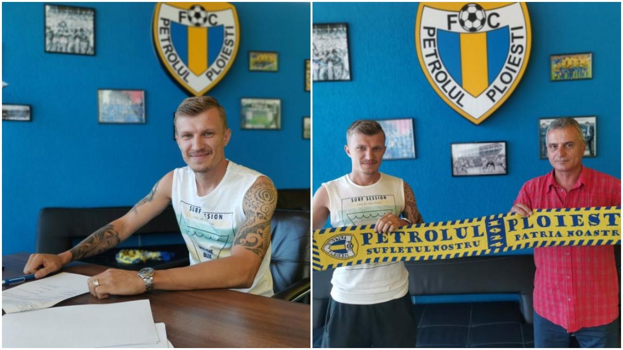 Vajushi mbetet në Rumani, rinovon kontratën me FC Petrolul Ploiesti