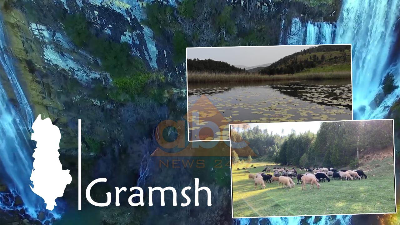 Udhëtim për të mos u humbur në liqenin e Dushkut, ujëvarës së Sotirës dhe kanionet e Holtës në Gramsh