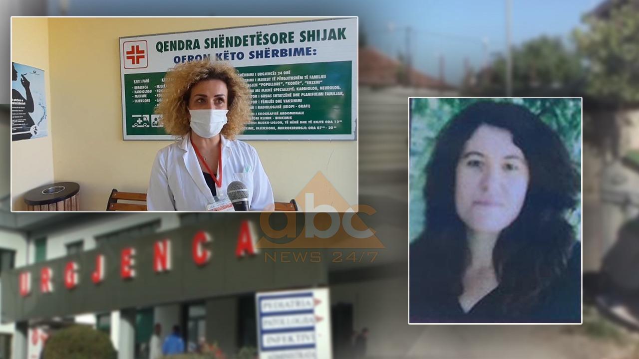 Vdekja e 36-vjeçares, drejtoresha e Qendrës Shëndetësore: Kishte probleme të gastritit akut