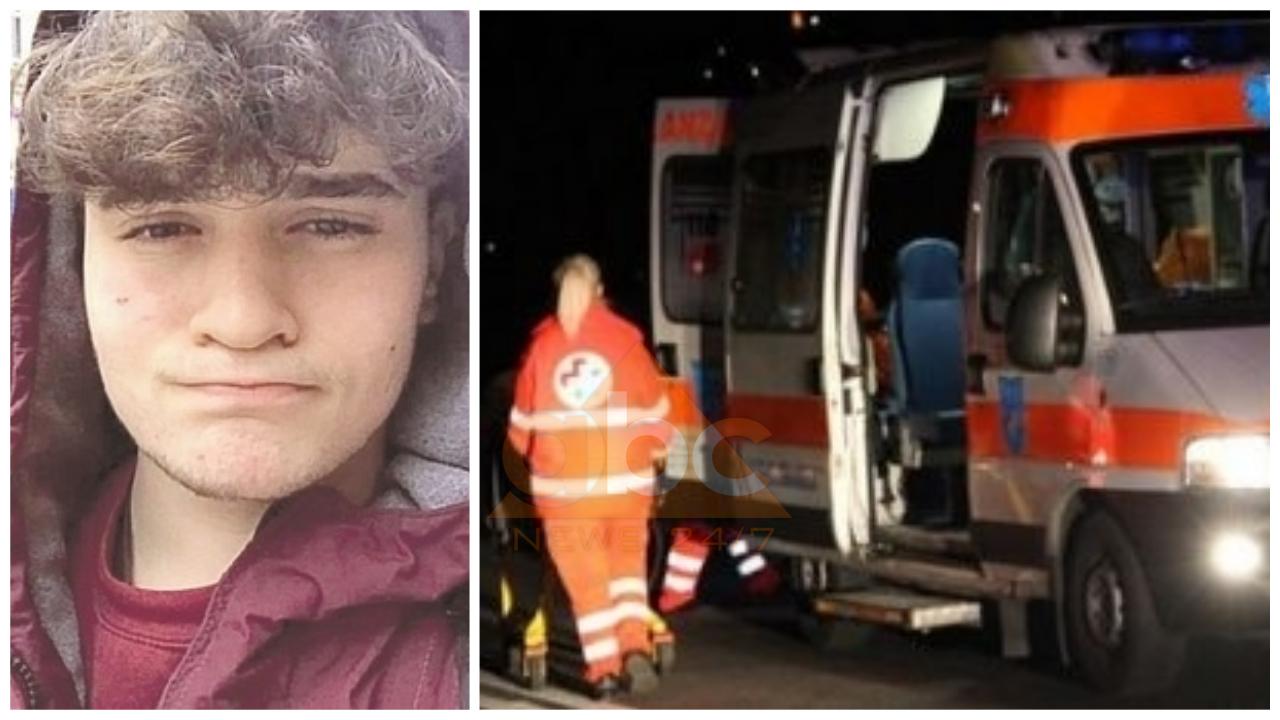 Po kthehej nga puna, humb jetën në aksident 18-vjeçari shqiptari në Itali