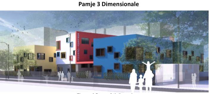 PD, akuza për pallat, del projekti i kopshtit nr.42