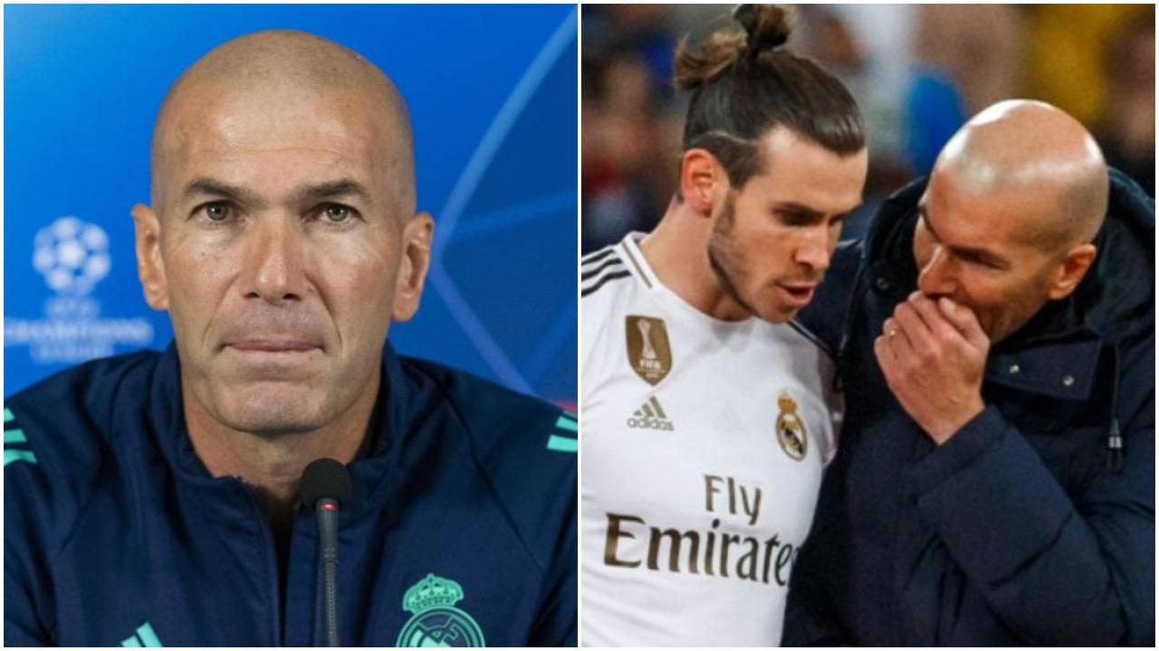 """Zidane """"zbeh"""" rikthimin e Bale, e ardhmja e lojtarit vazhdon të jetë enigmë"""