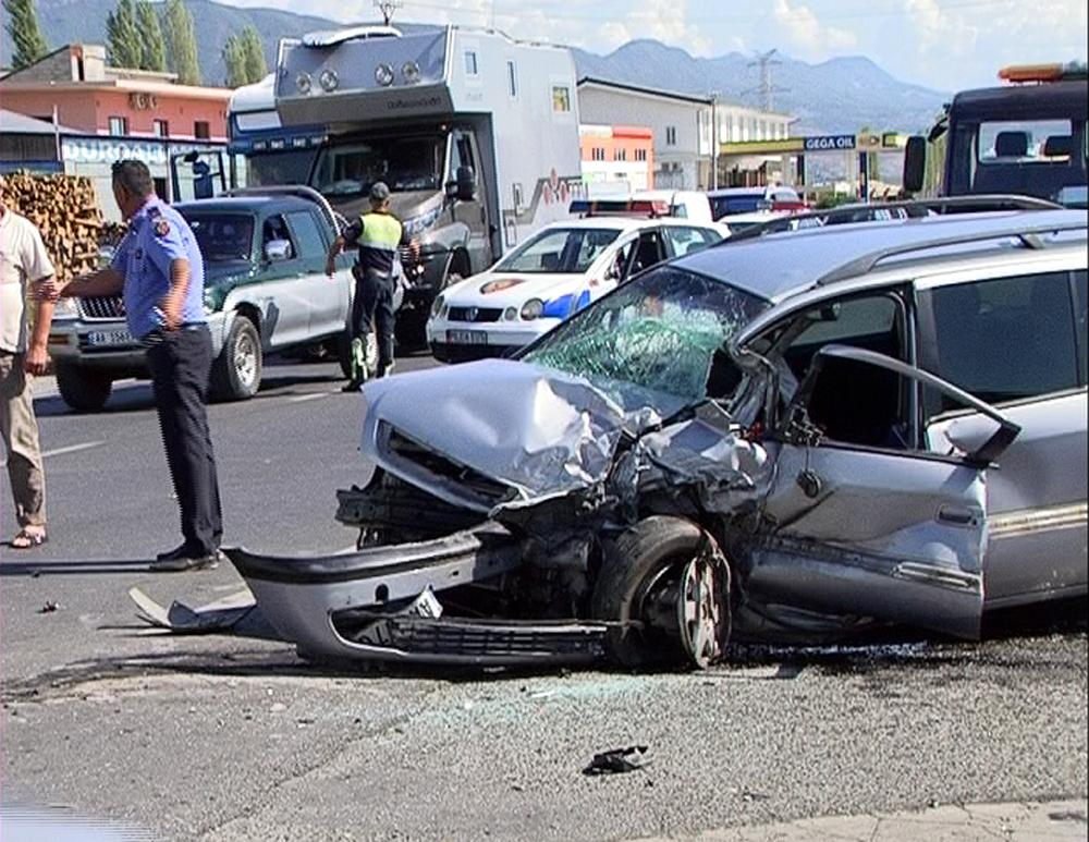 Publikohen shifrat, 88 të vdekur në aksidente rrugore në 7 muajt e parë të 2020
