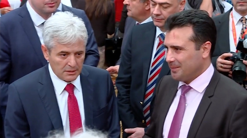 Përçarjet në BDI rrezikojnë marrëveshjen historike të shqiptarëve në Maqedoninë e Veriut