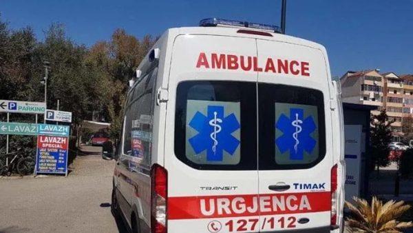 Aksident në aksin Tepelenë-Mallakastër, 5 të plagosur, mes tyre një fëmijë