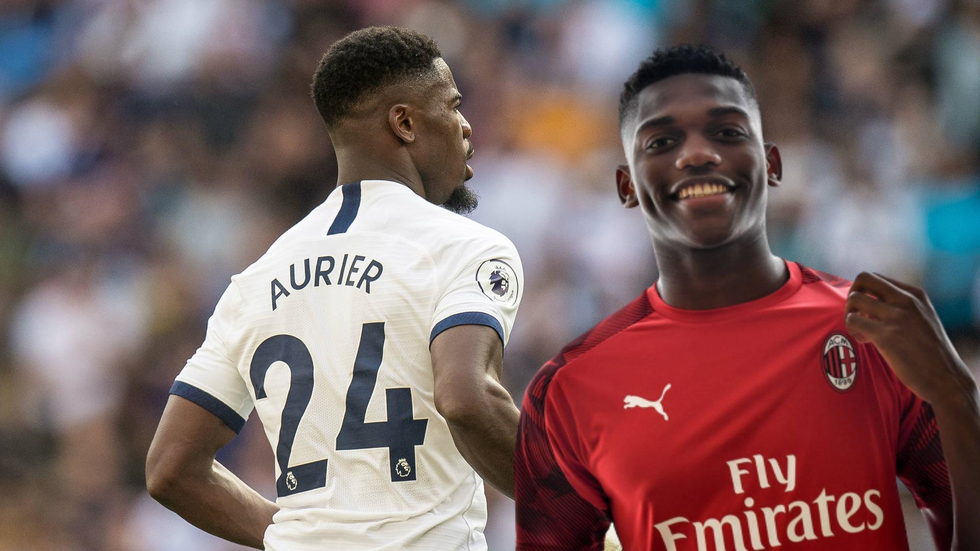 """Aurier thotë """"po"""", Milanin e shqetëson Juventusi për një talent"""