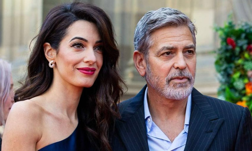 George dhe Amal Clooney dhurojnë 100,000 dollarë pas shpërthimit në Bejrut