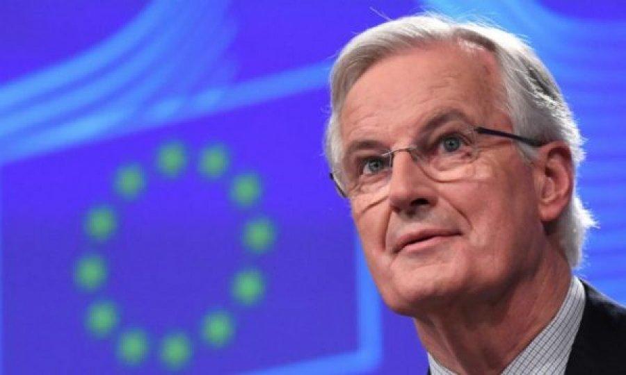 Barnier: Marrëveshja Britani-BE pas Brexitit ka pak gjasa të ndodhë