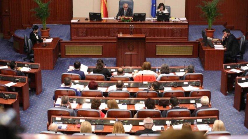 Sot konstituohet kuvendi i ri në Maqedoni, seancën do ta drejtoje Talat Xhaferi