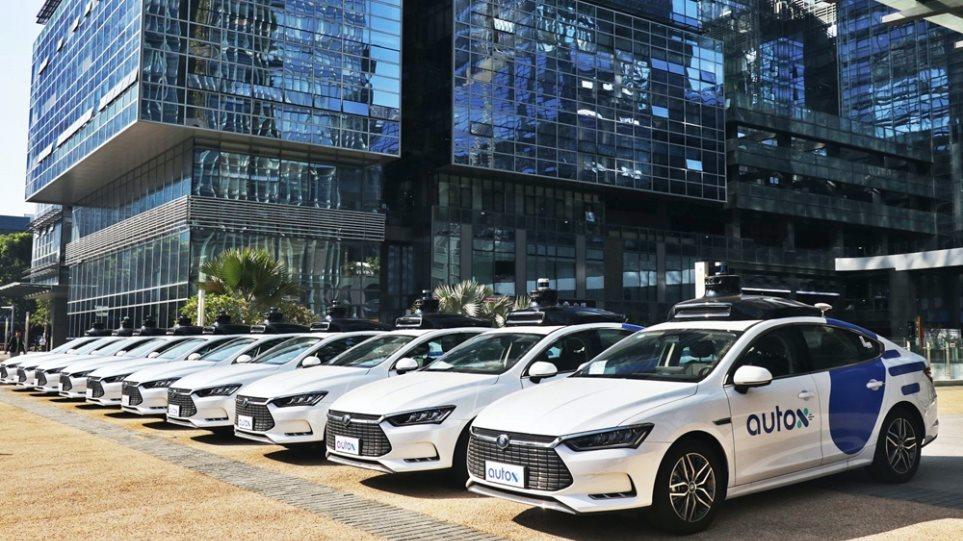 AutoX nis shërbimin e taksive autonome