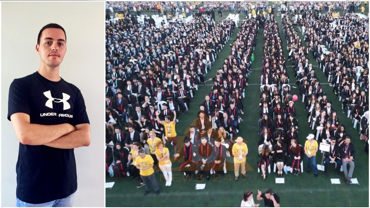 I pari në Universitetin Teknik të Stambollit, studenti shqiptar: Përvojën time do ta sjell në Shqipëri