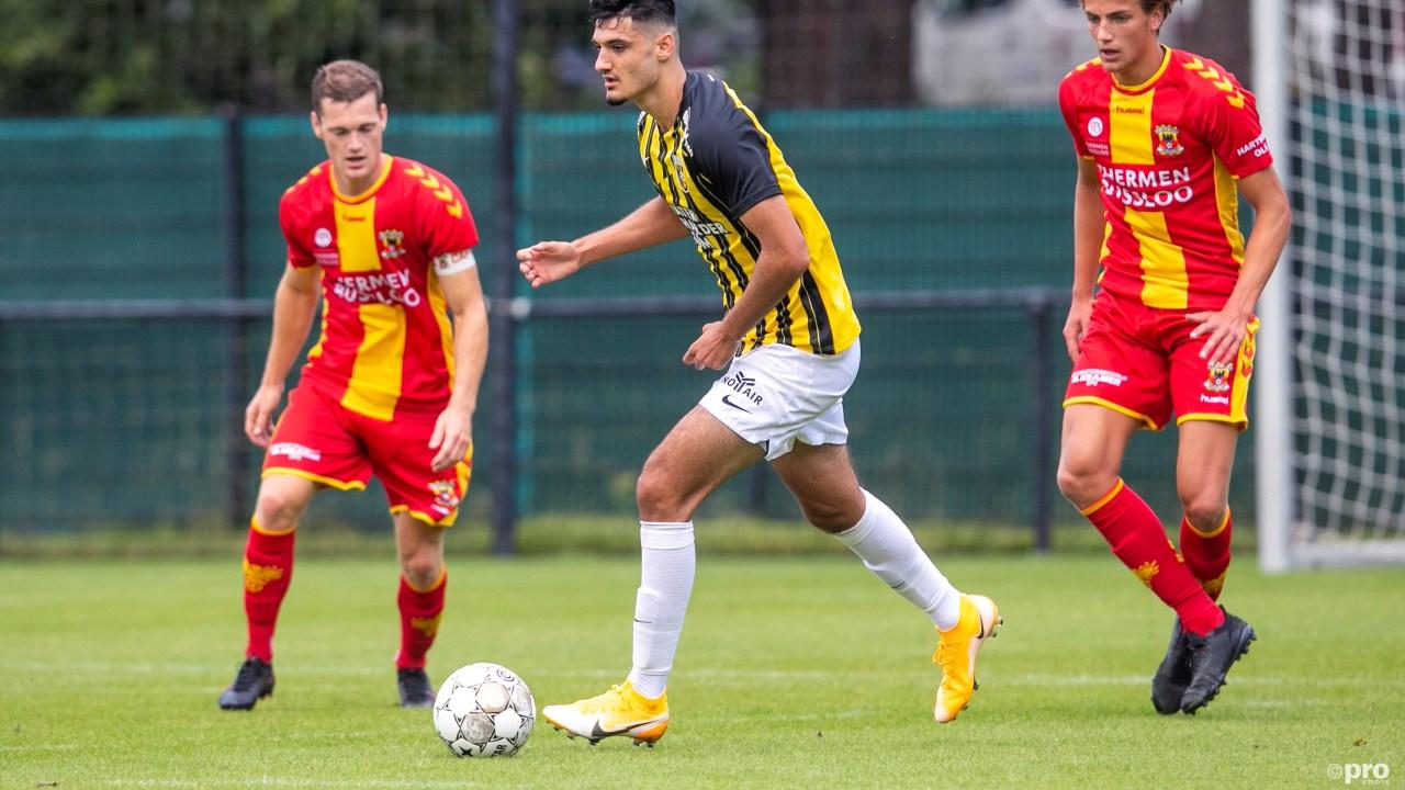 """VIDEO/ Armando Broja """"ujk"""", shikoni golat e parë në Holandë"""