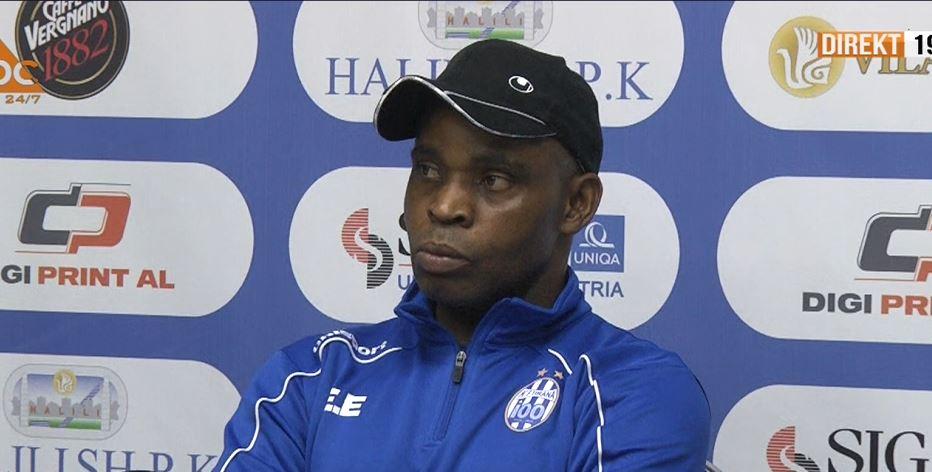 Egbo: I dimë pikat e dobëta të Crvena Zvezdës, do e shohim nesër në fushë