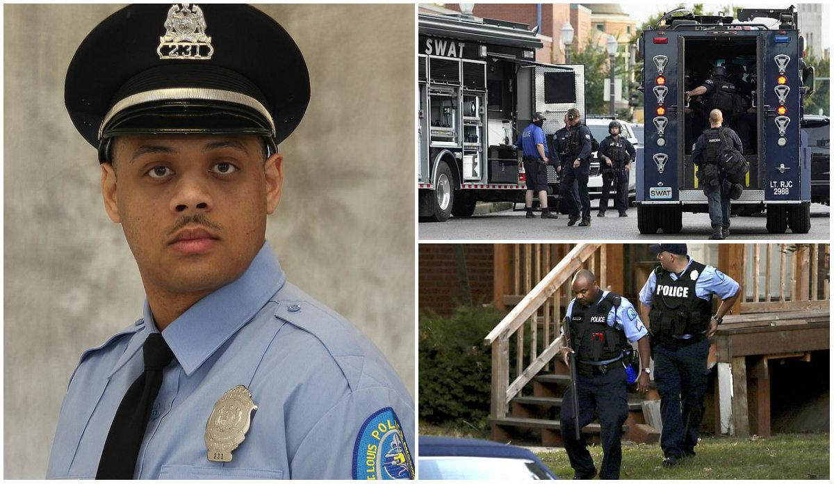 """""""Vdekja e tij është tragjedi"""", polici amerikan qëllohet për vdekje nga një person i armatosur"""