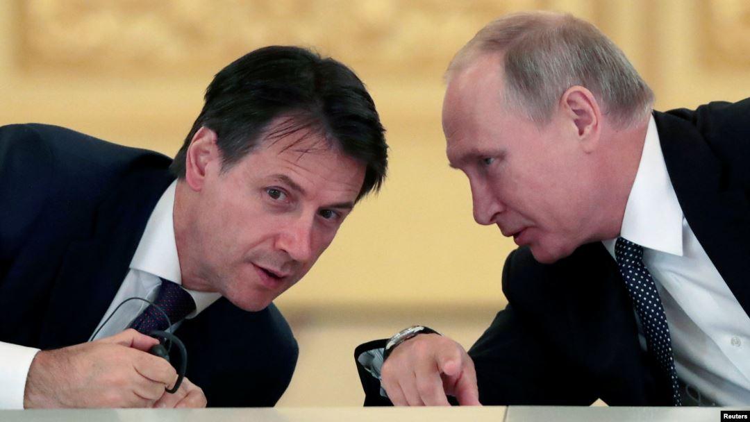 """""""Erdogan baza ushtarake në Shqipëri, BE ndërhyn për Bjellorusinë"""", Putin telefonon Conte-n"""