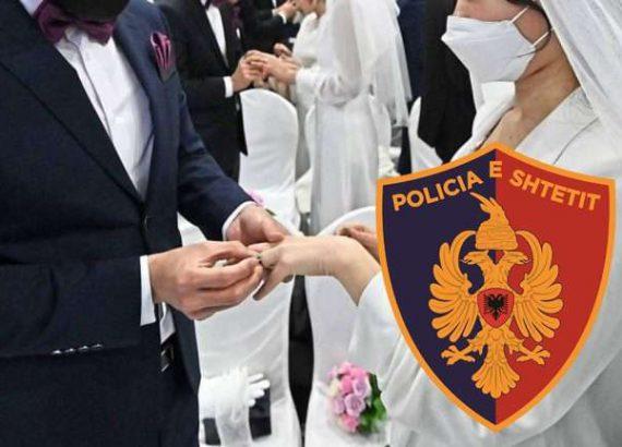"""Pronarët e lokaleve në Krujë dhe Durrës nuk """"zënë mend"""", kapen duke bërë dasma pas gjobave"""