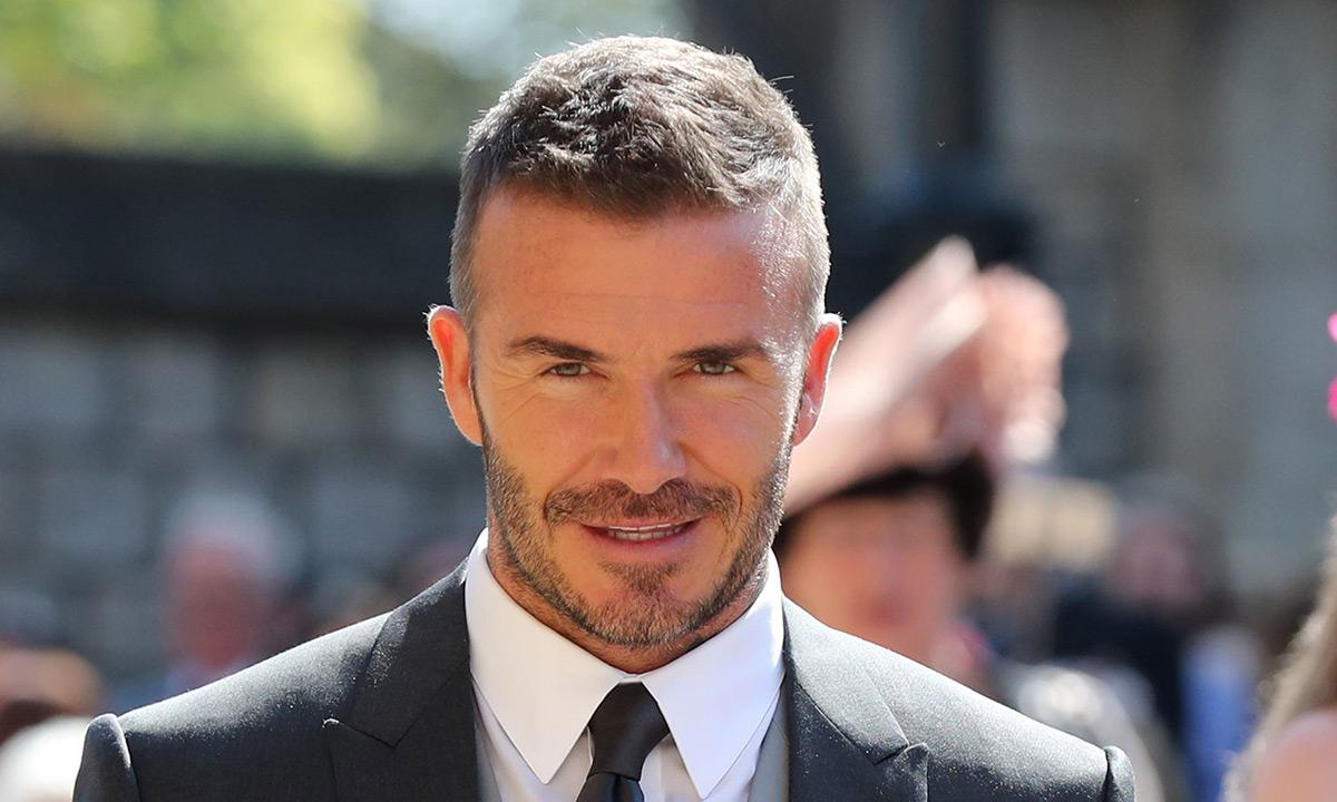 David Beckham në bisedime për të realizuar një film rreth jetës së tij