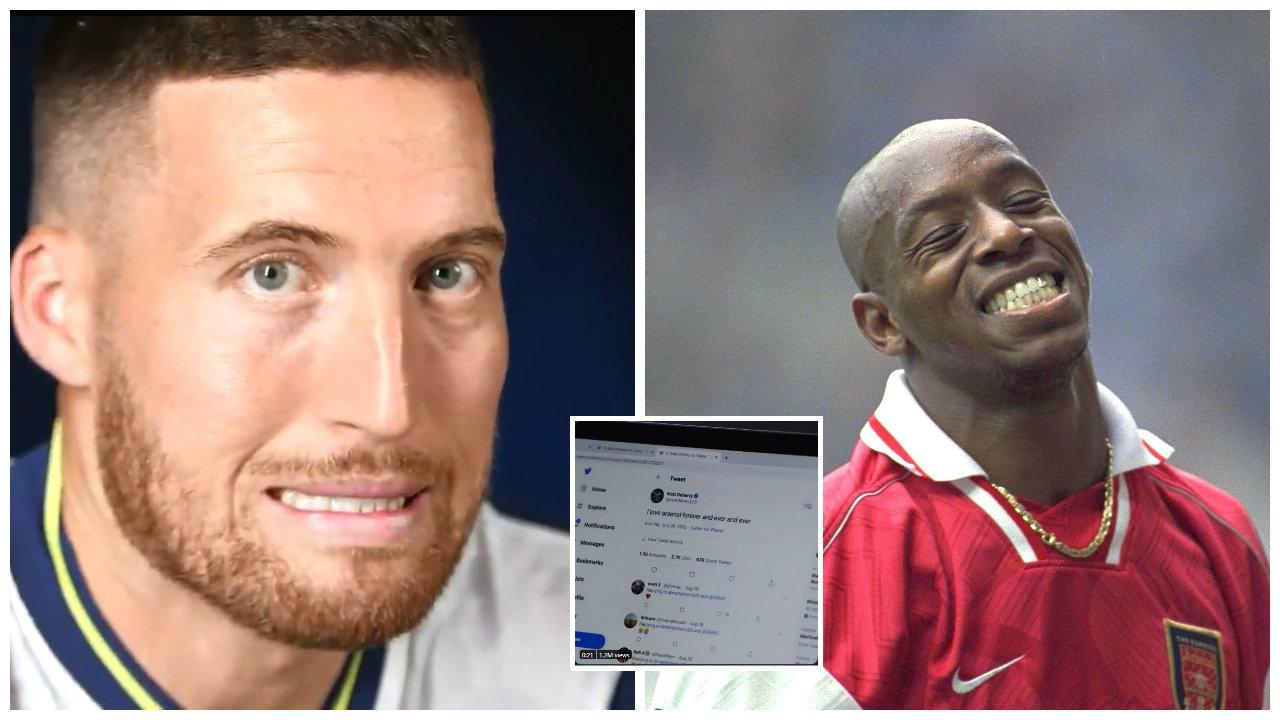 """VIDEO/ Doherty """"dënohet"""" nga Tottenham, legjenda e Arsenal shkrihet së qeshuri"""