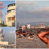 Katastrofa në Beirut, më shumë se 70 viktima e 3,700 të plagosur nga shpërthimi i fuqishëm
