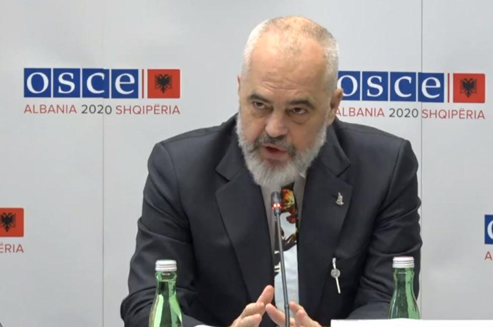 Konflikti në Nagorni Karabakh, Rama përshëndet armëpushimin, Azerbajxhani refuzon trupat rusë