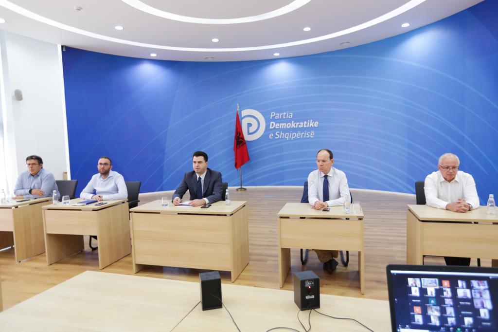 PD miraton Komisionin e Vlerësimit, Basha: Në shtator nisim fushatën drejt fitores