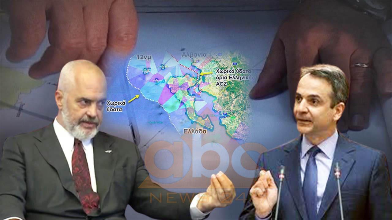 Harta e zgjerimit të Greqisë në Jon, Rama: S'e kam parë, 12 miljet janë e drejta e tyre