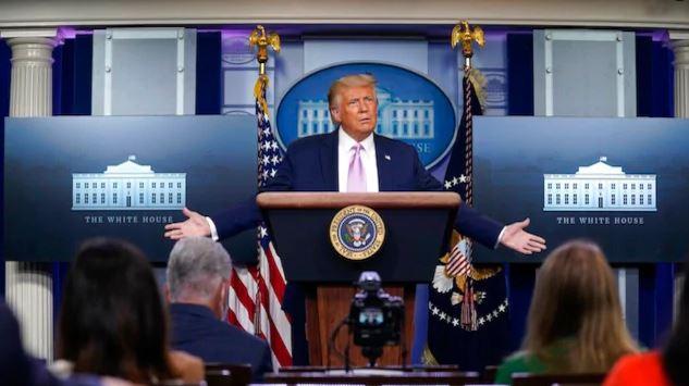 Donald Trump emërohet zyrtarisht kandidati republikan për zgjedhjet presidenciale