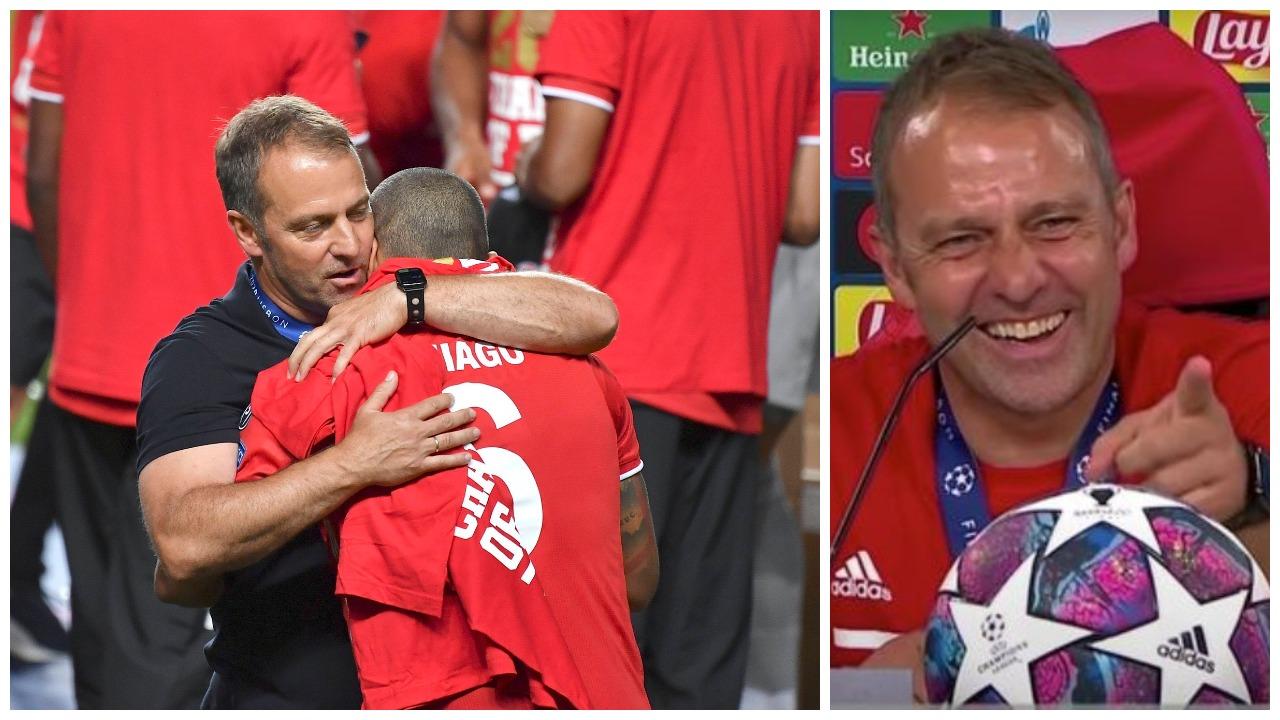 """""""Askush s'na kishte frikë"""", Flick zbërthen Bayernin dhe ngacmon për Thiagon"""