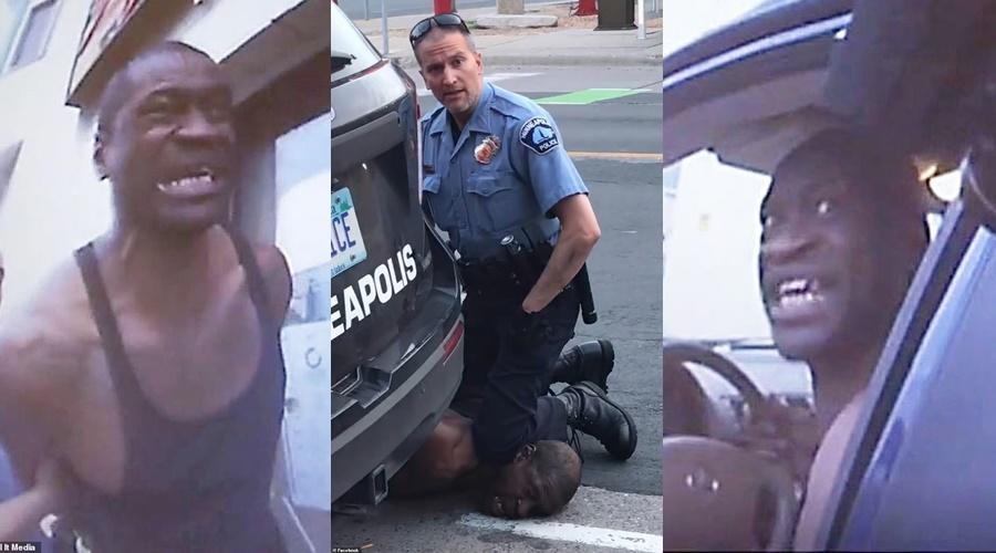 Dalin pamjet e kamerave të policisë: Në ankth dhe i frikësuar, fundi i trishtë i George Floyd