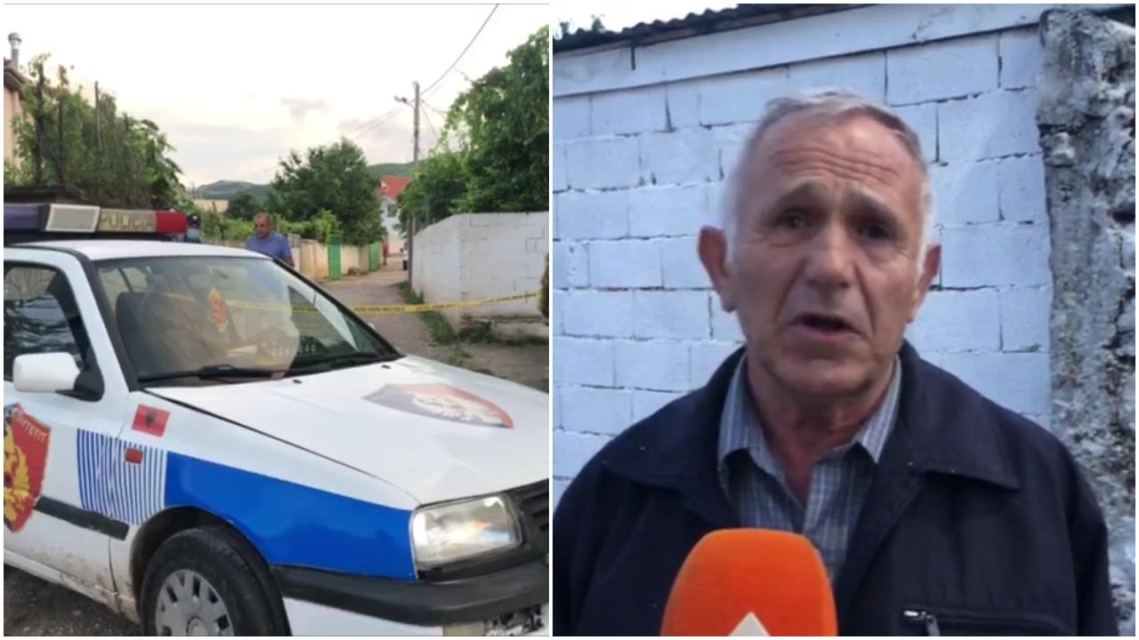 Krimi në Pogradec, flasin fqinjët: Jemi të tronditur, autori person problematik