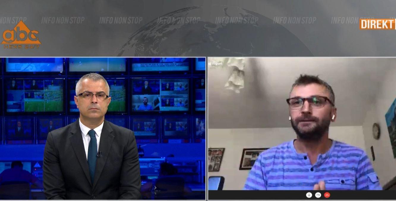 Gazetari i Abc News në Lezhë, me shenja të Covid: Kanë kaluar tre ditë nga bërja e tamponit, s'kam përgjigje