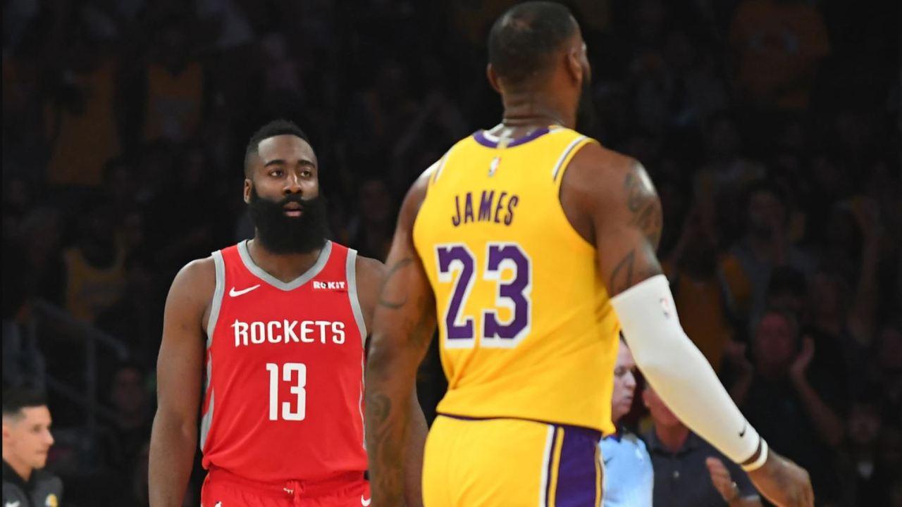 """""""Mitralozi"""" i NBA është sërish Harden, James mbreti i asisteve"""