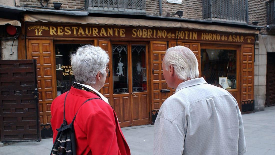 Situata nga Covid-19, a do t'i shpëtojë falimentimit restoranti më i vjetër në botë