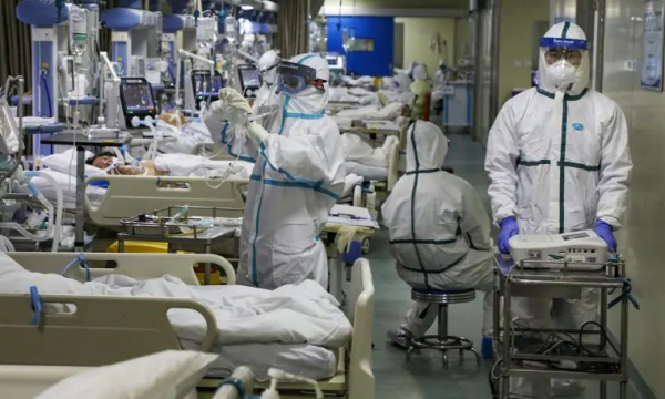 Përdorej si spital COVID-19, shtatë persona humbin jetën nga shpërthimi i zjarrit