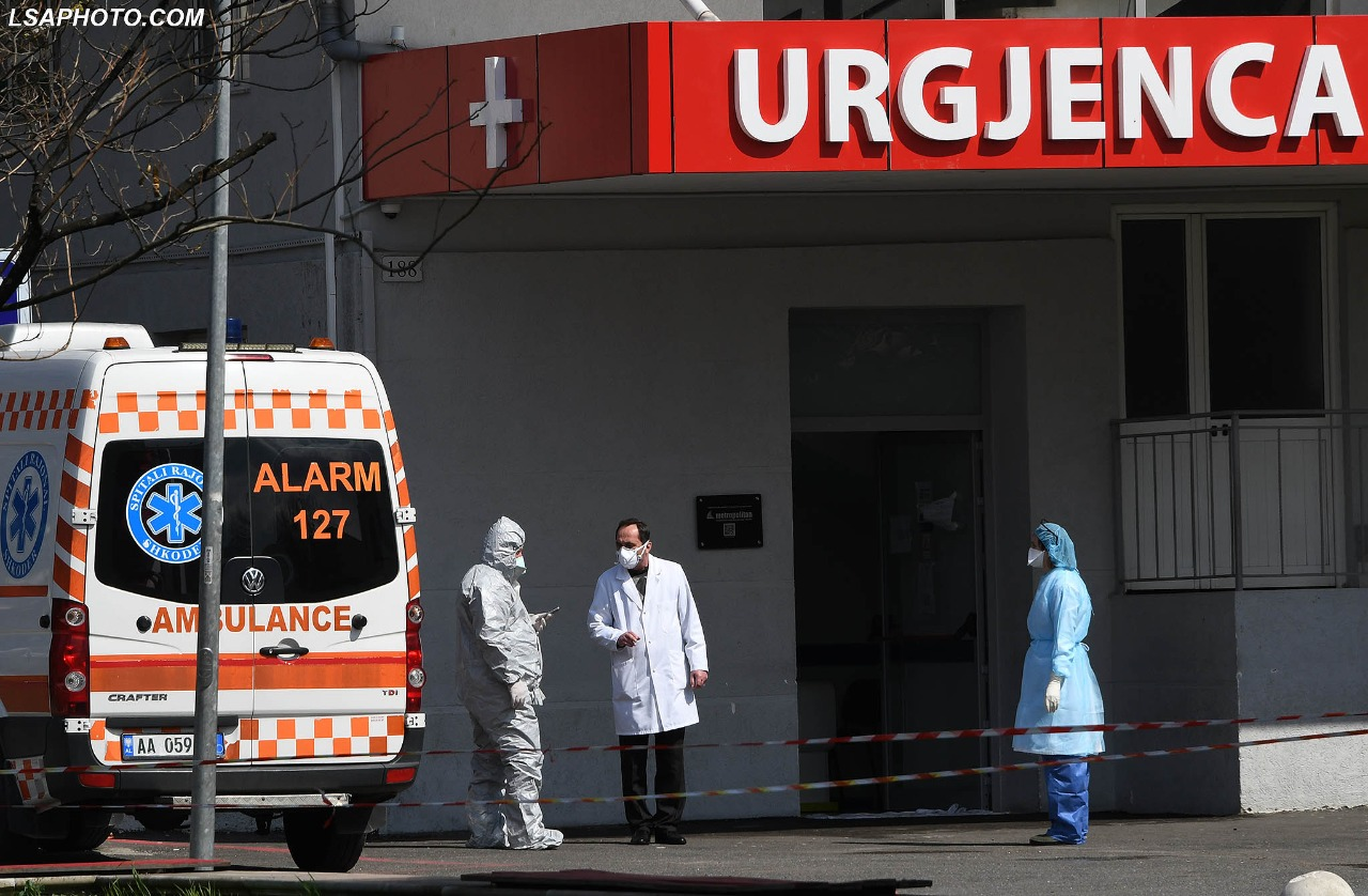 Dita me më shumë të shëruar në Shqipëri, si është situata në spitalet COVID