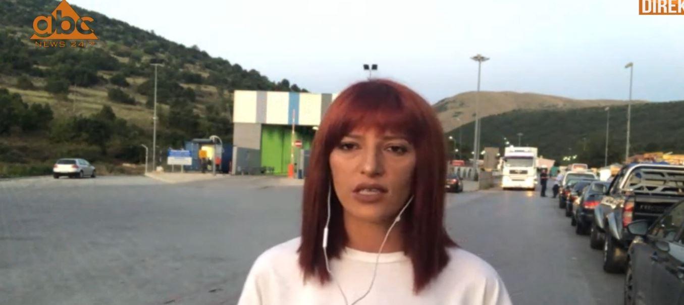 Situata në Kapshticë, 300 qytetarë të bllokuar presin mëngjesin për të kaluar në Greqi