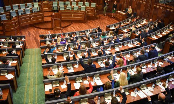 Kuvendi i Kosovës miraton ligjin për Covid-19: Denohet kushdo që shkel masat