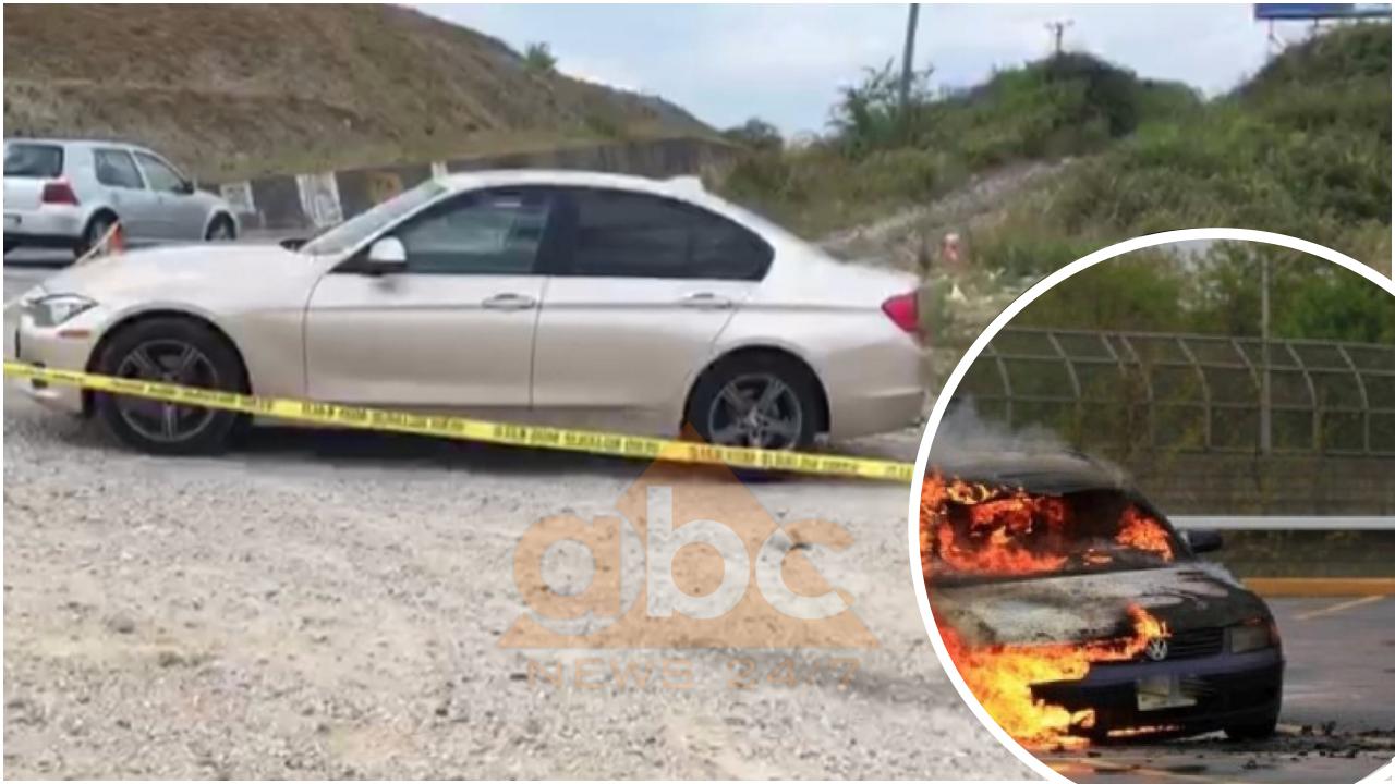 Detaje të reja nga vrasja në Vaun e Dejës: Gjendet një makinë e djegur