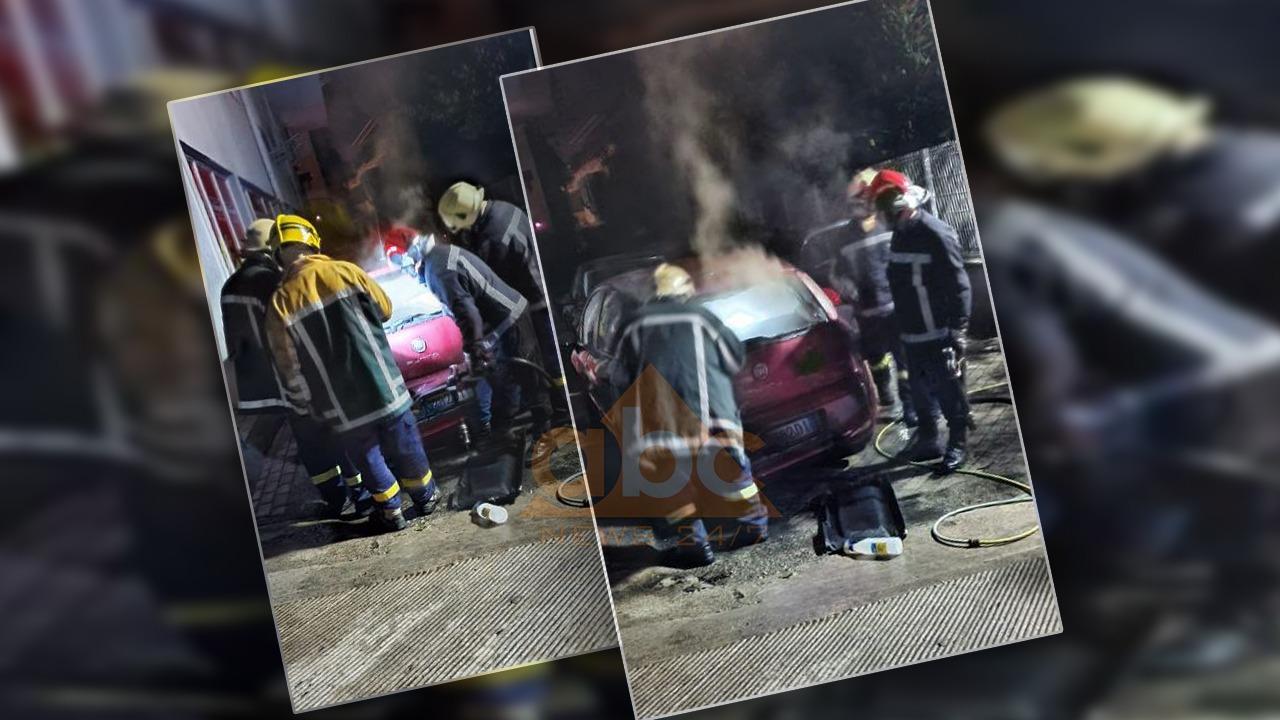 Digjet makina në Tiranë, shpërthimi i serbratorit tremb banorët