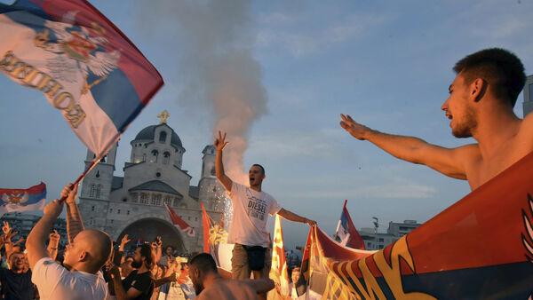 Ndizen tensionet në Malin e Zi, sulme ndaj zyrave të partisë së Gjukanoviç