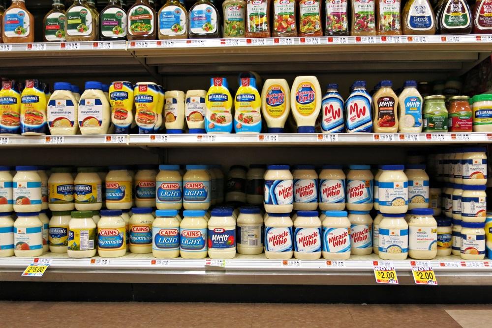 Majoneza, ndër produktet më të shitura gjatë pandemisë